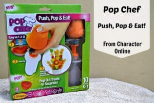 Character Pop Chef