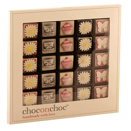 Cuckooland - Tea Party Chocolate Collection