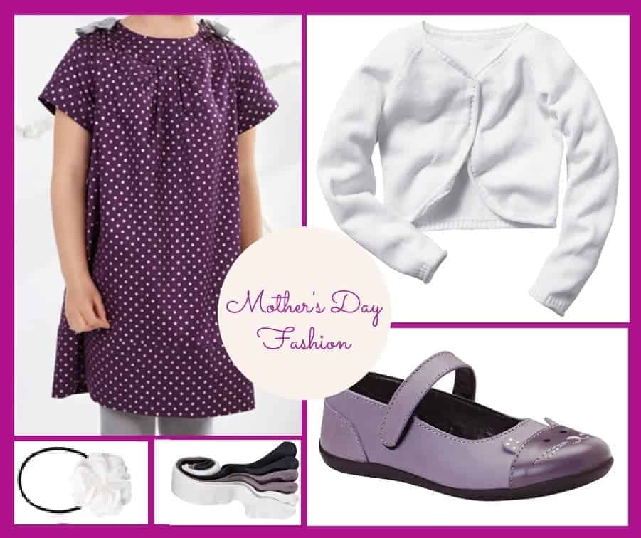 Vertbaudet Girls Mother's Day Fashion