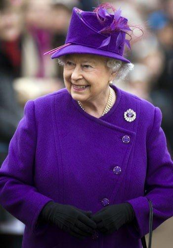 Inspirational Women - The Queen