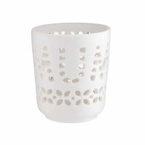 Mother's Day Porcelain Tea Light Holder