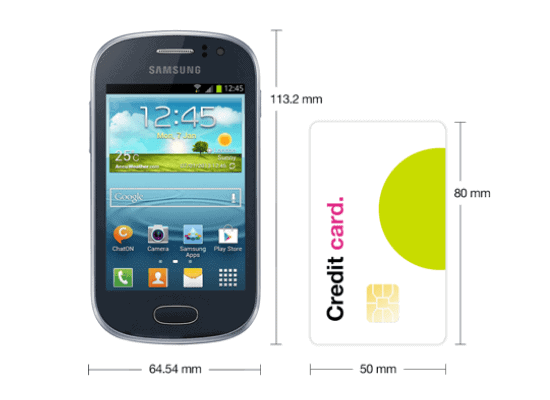 Three Mobile - Samsung Galaxy Fame