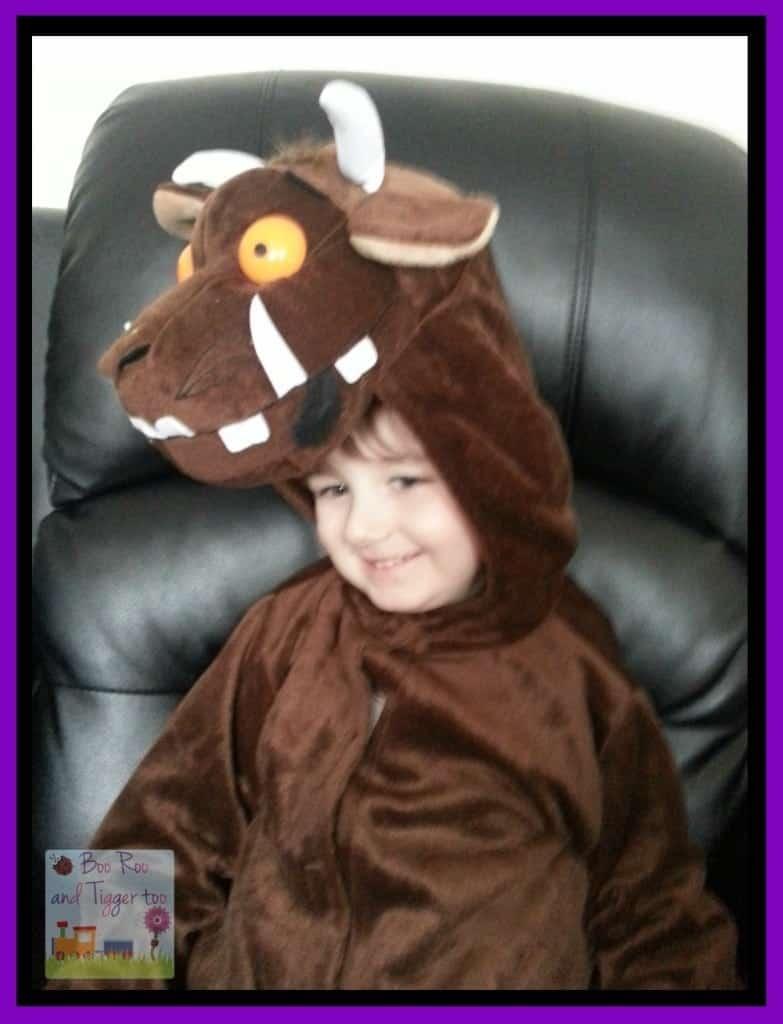 Tigger - Gruffalo Costume
