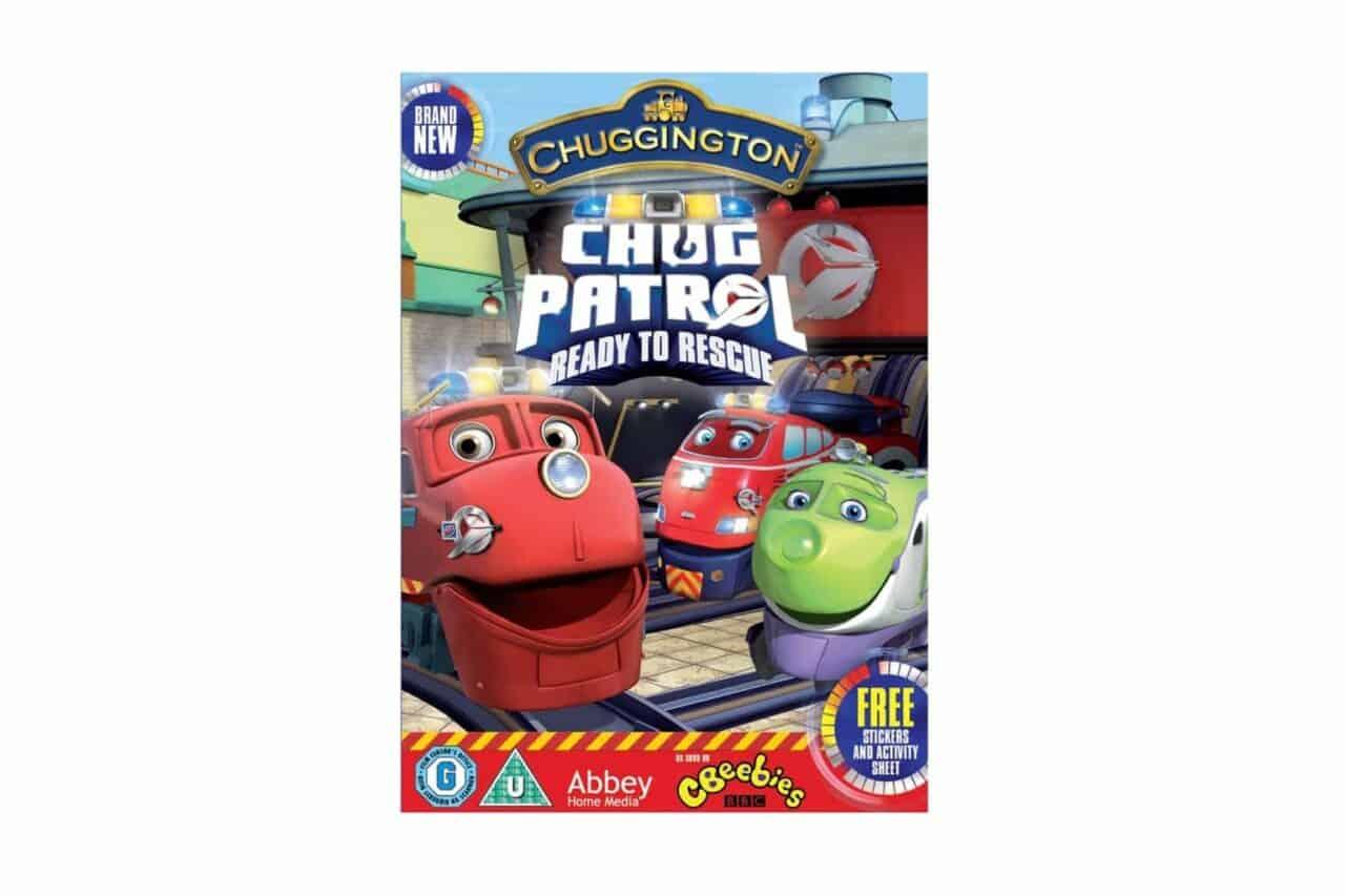 Chug Patrol - Ready to Rescue DVD