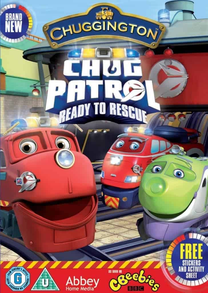 Chuggington - Chug Patrol Ready To The Rescue