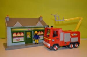 Fireman Sam Playsets