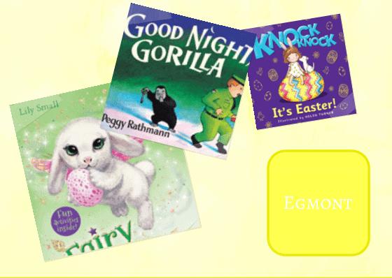 Easter Book - Egmont