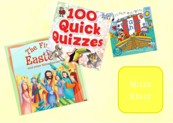 Easter Books - Miles Kelly