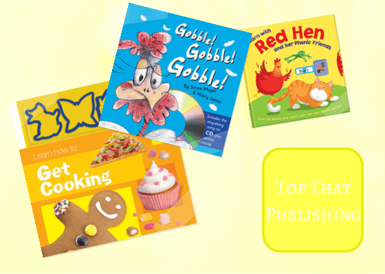 Easter Books - Top That Publishing