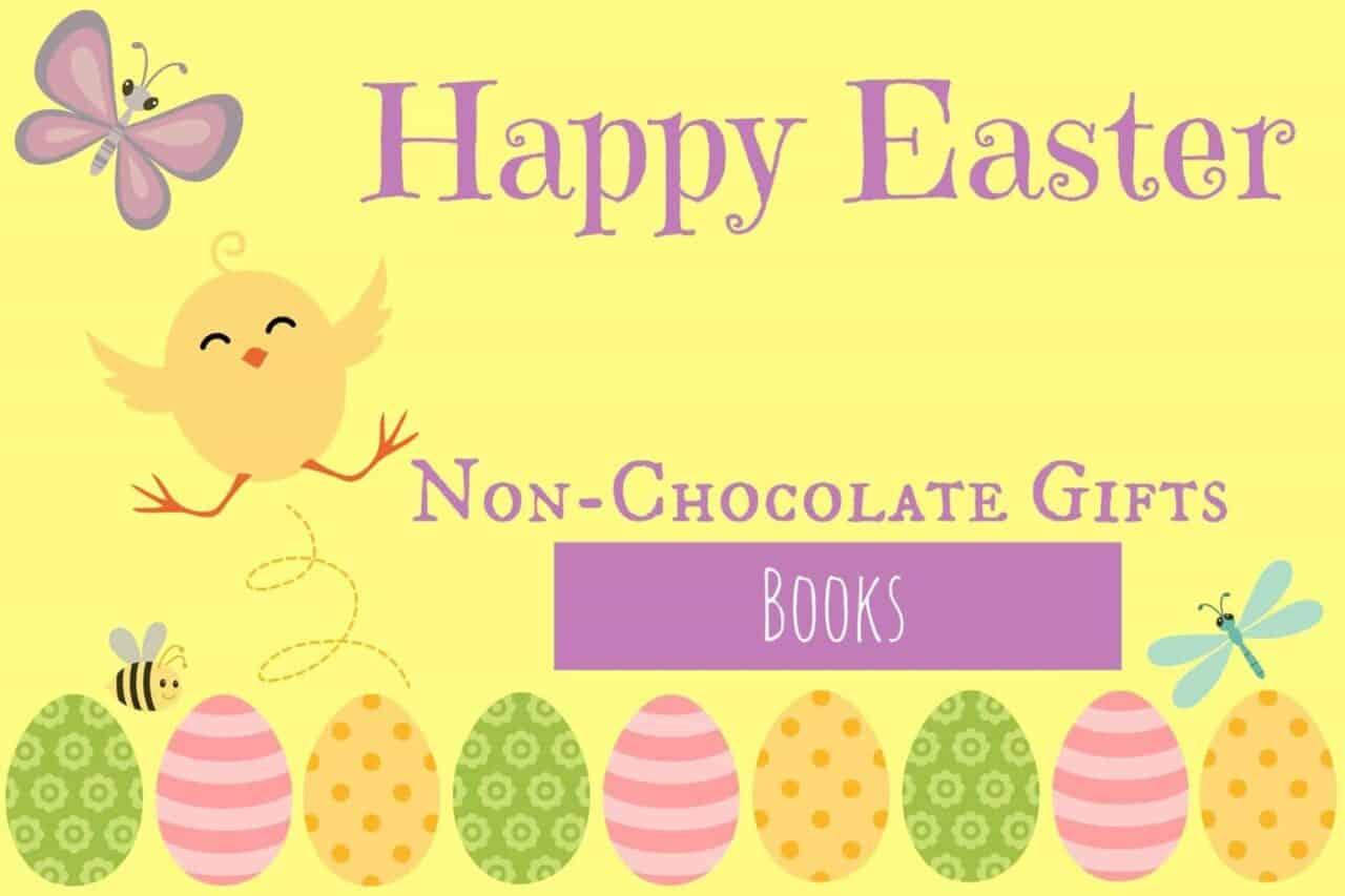 Easter Gift Guide - Books