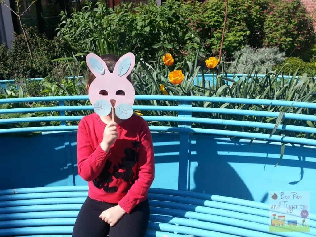 Easter Holidays 2014 - Library Crafts