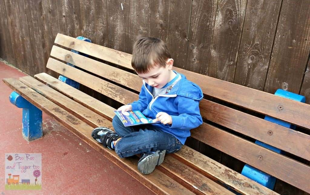 Easter Holidays - Sealife Centre Dive Log Book