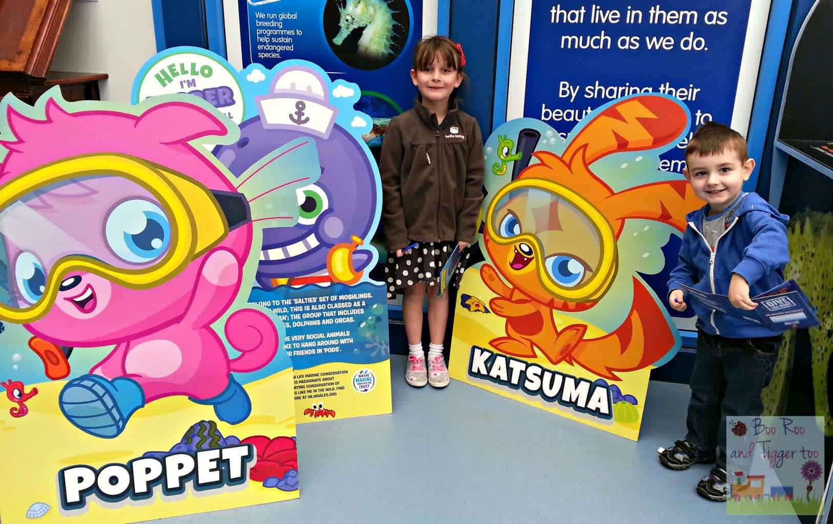 Easter Holidays - Sealife Centre Great Yarmouth