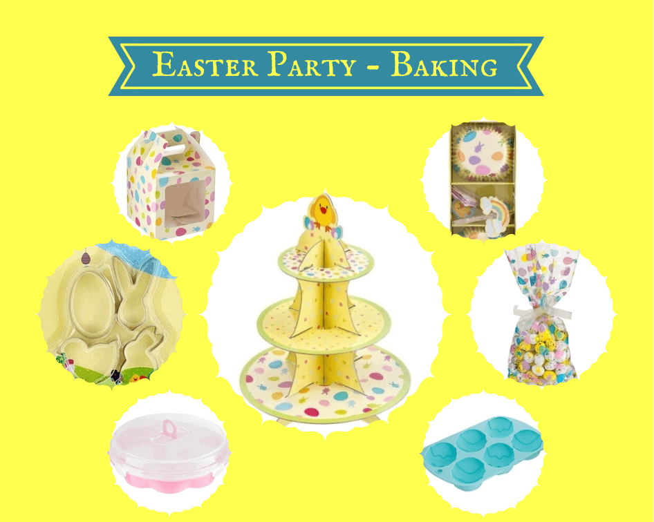 Easter Party - Baking