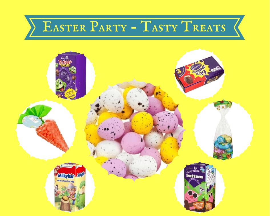Easter Party - Tasty Treats