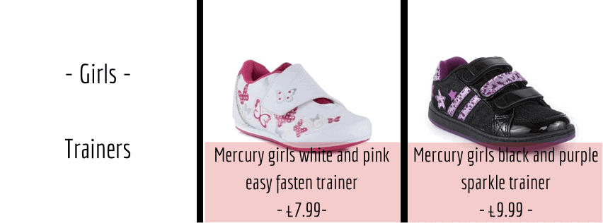 Easter Shoes - Girls Trainers