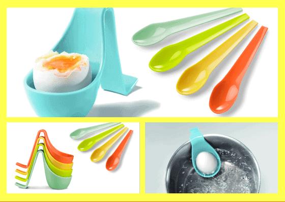 Cuckooland Eiko with spoon set