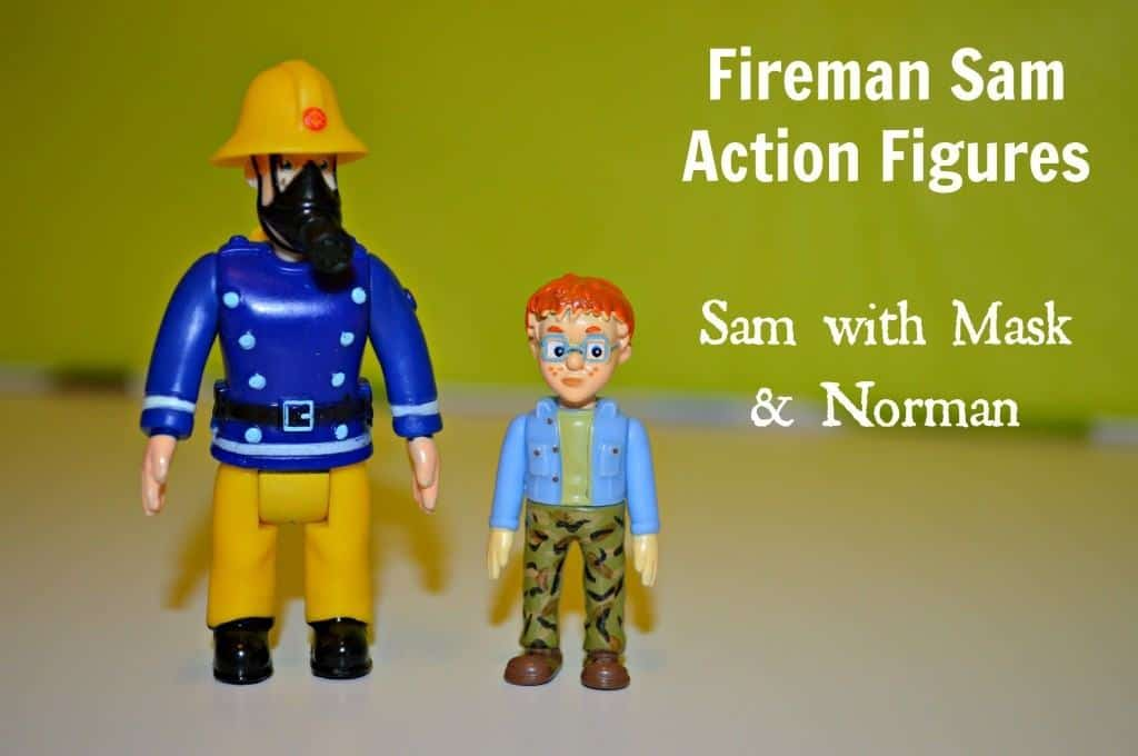 Fireman Sam - Action Figures