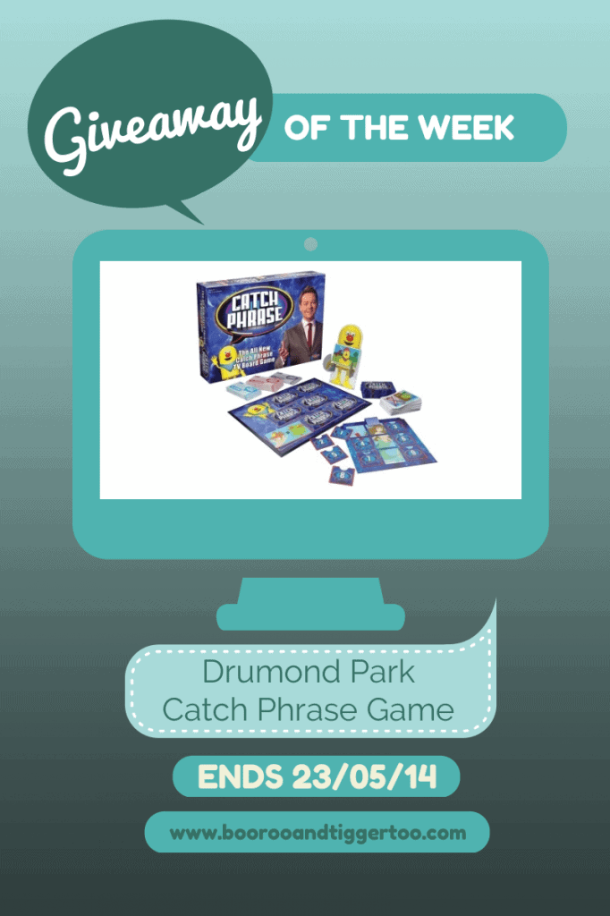 Giveaway - Drumond Park Catch Phrase