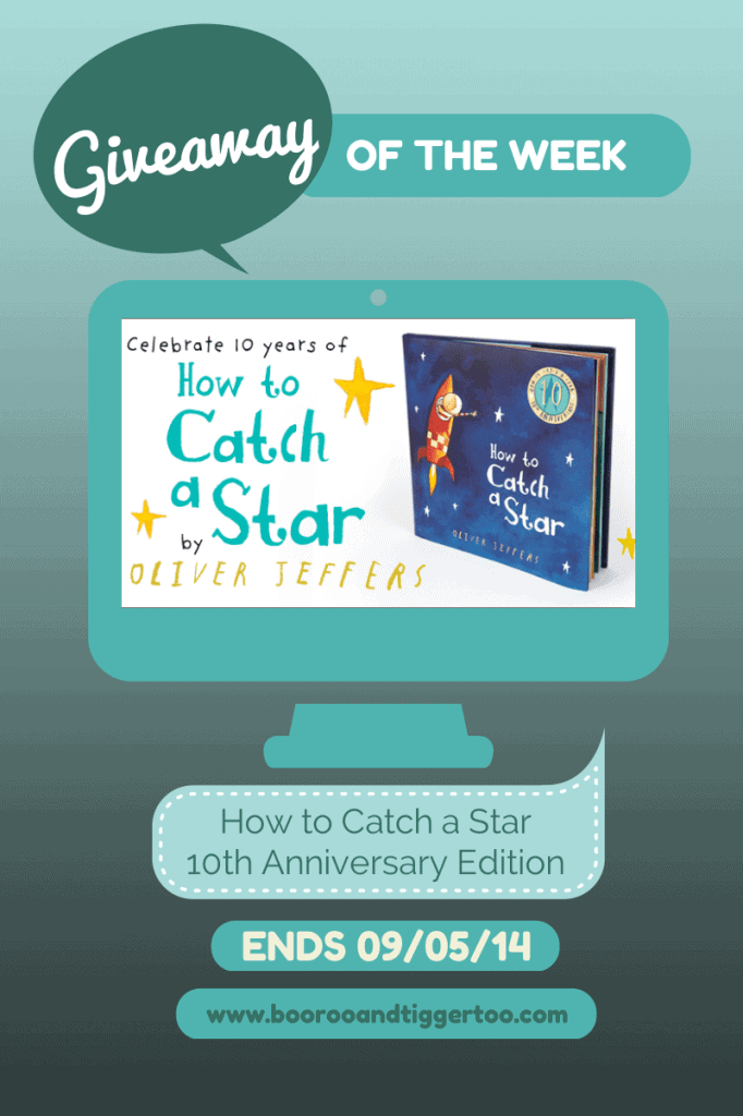 Giveaway - How to Catch a Star 10th Anniversary Edition