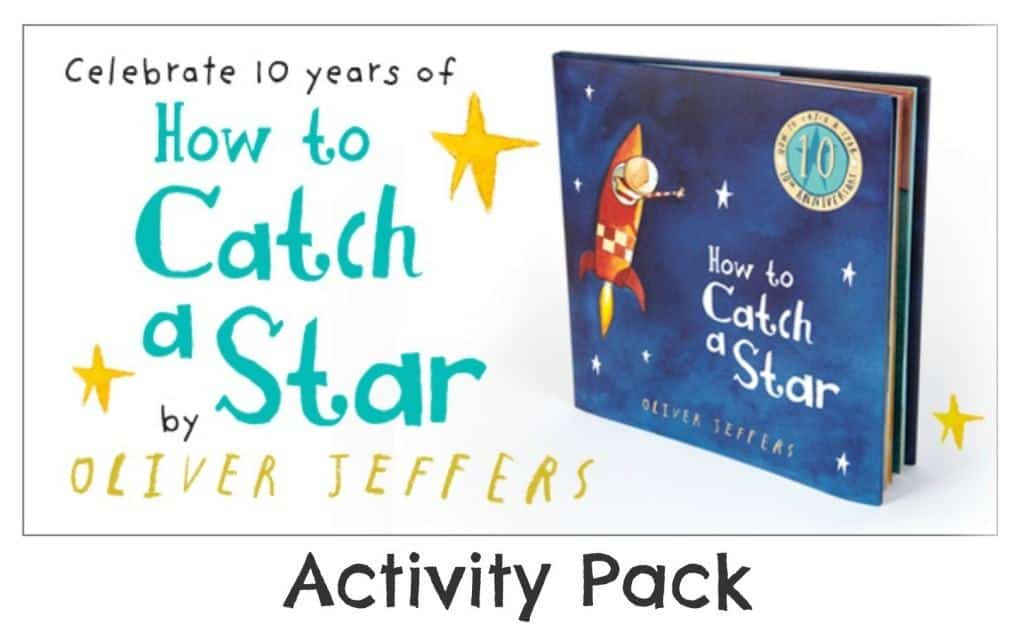 How to Catch a Star 10th Anniversary Edition - Activity Pack