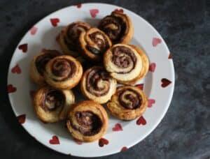 Mummy Alarm - Quick and easy Nutella Swirls