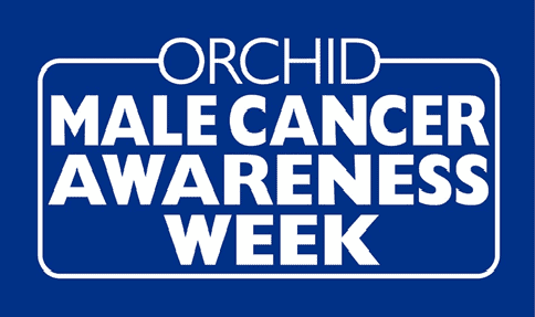 Orchid Male Cancer Awareness Week 2014