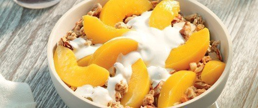 Princes Cereal with Peaches