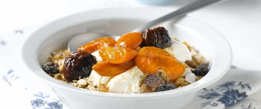 Princes Prune and Apricot Breakfast Compote