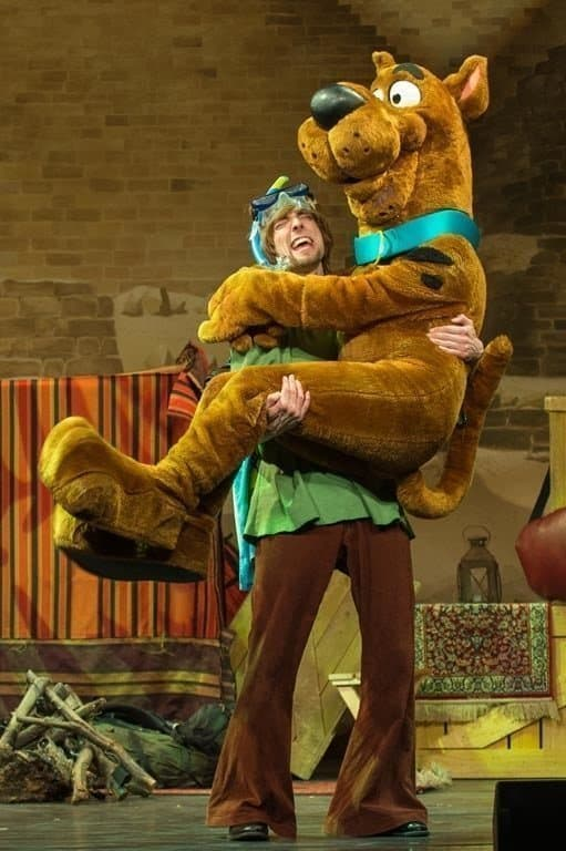 Scooby-Doo - Shaggy & Scooby