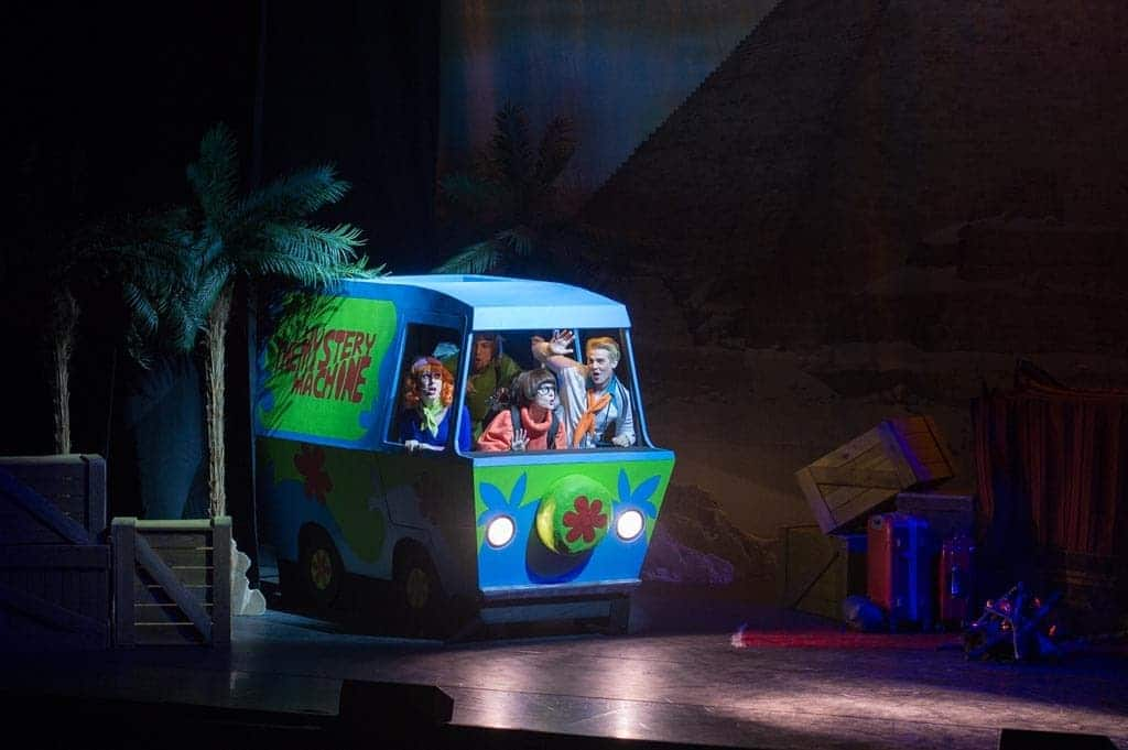 Scooby-Doo - The Mystery Machine