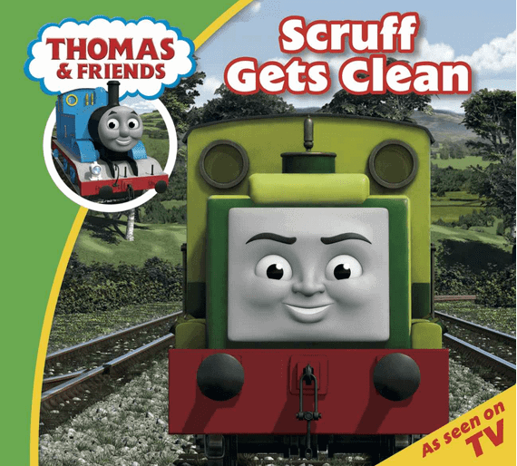 Thomas & Friends - Scruff Gets Clean