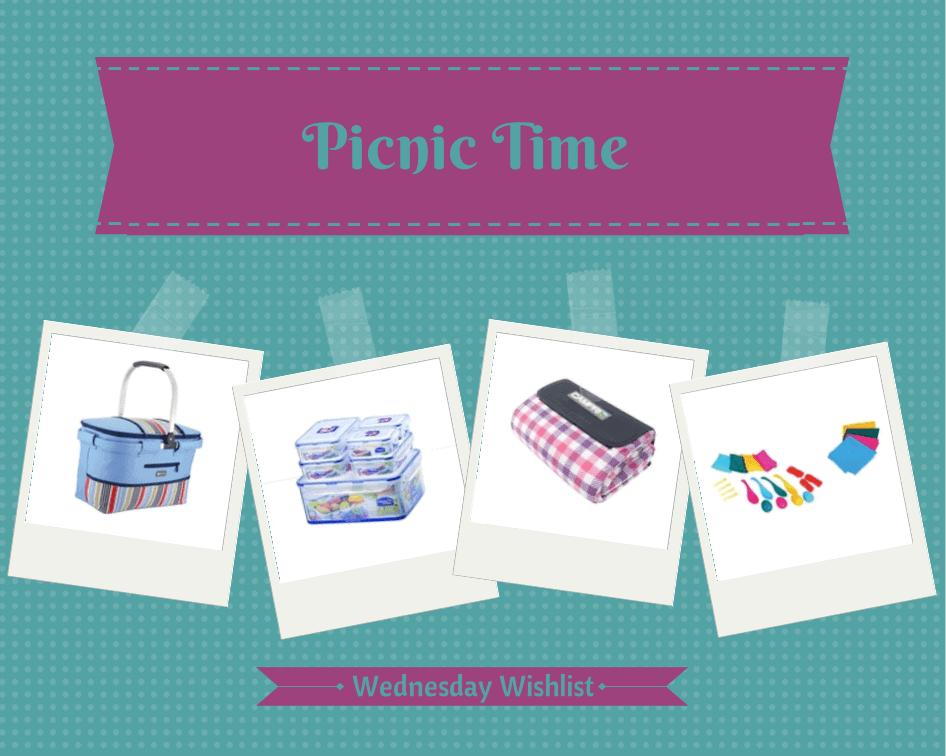 Wednesday Wishlist - Picnic Time