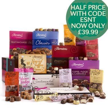 Thorntons Chocolate Essentials Hamper