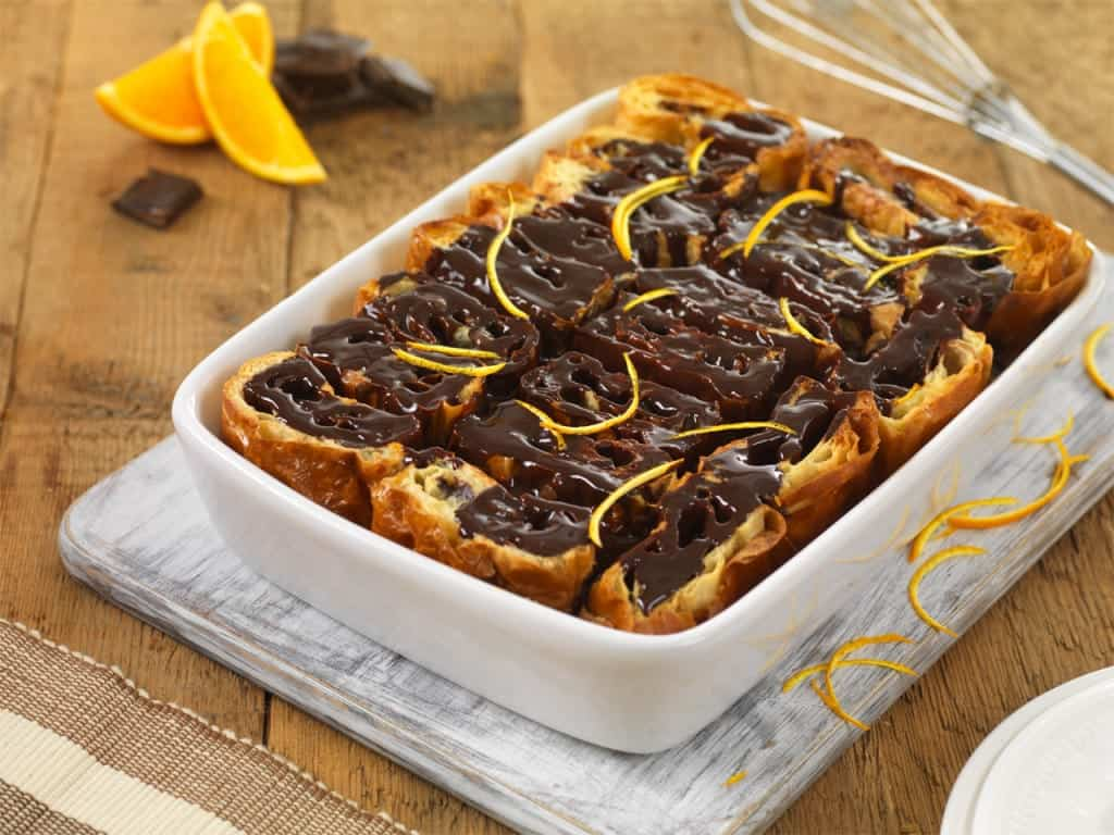 thinking outside the brioche pain au chocolat and orange pudding recipe boo roo and tigger too. Black Bedroom Furniture Sets. Home Design Ideas