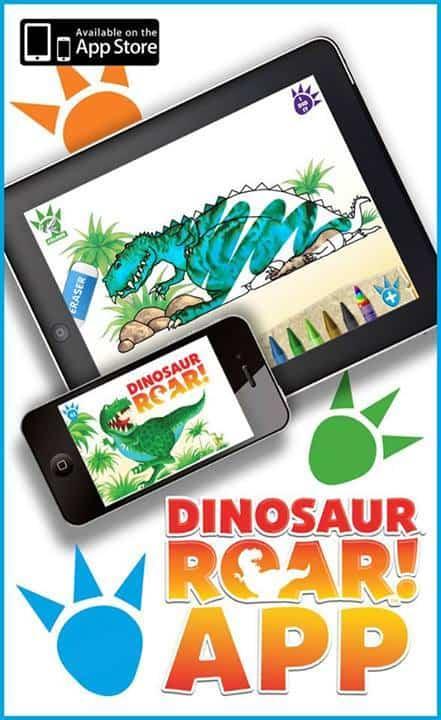 Dinosaur Roar! App