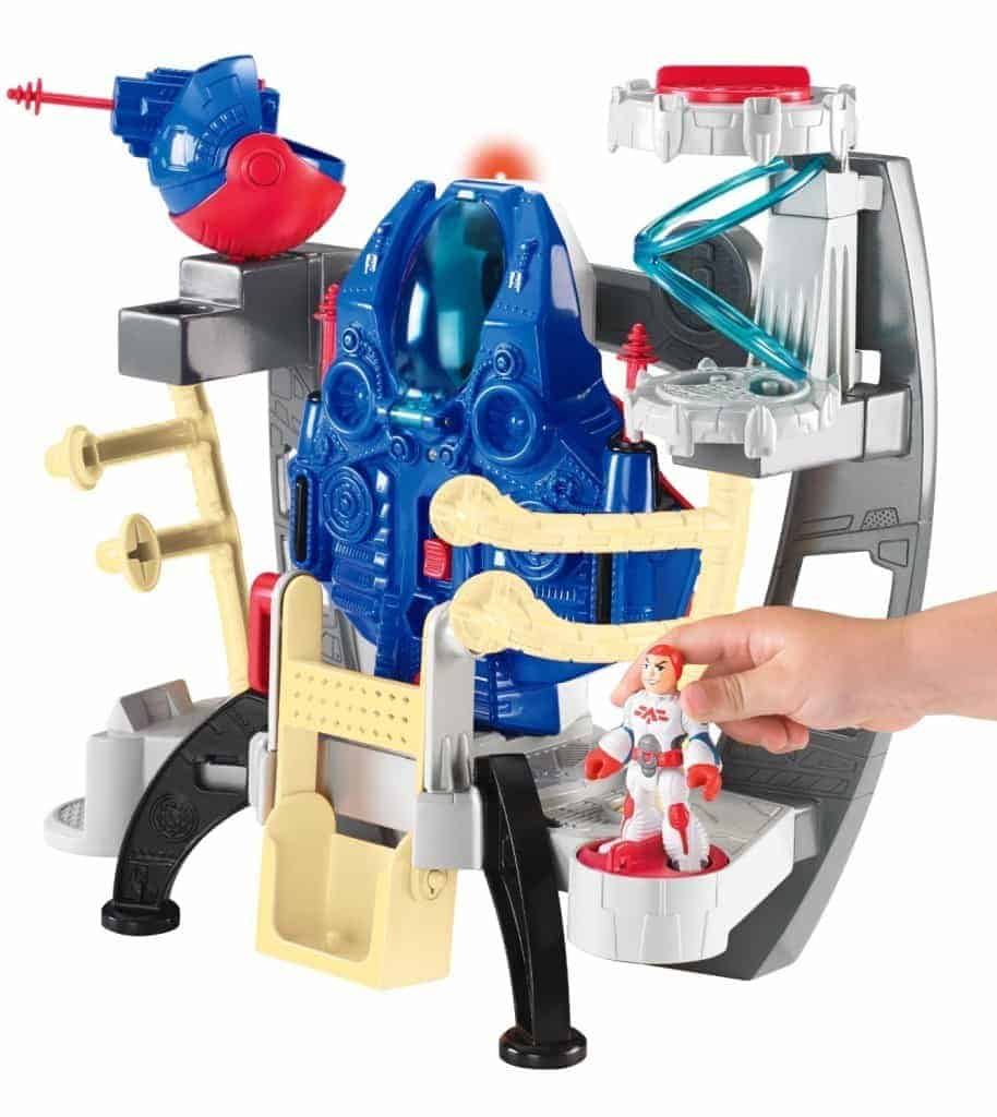 Fisher-Price Imaginext Space Shuttle Playset