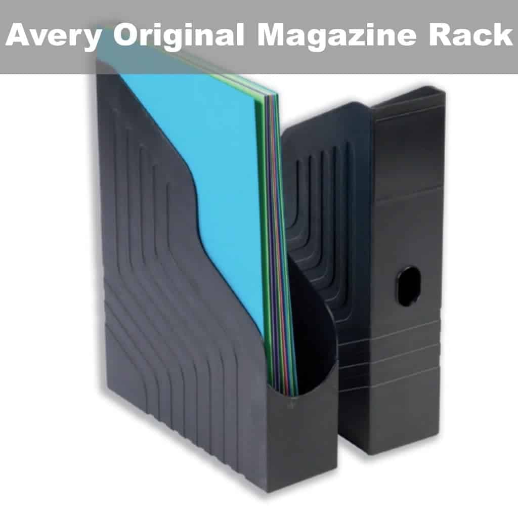 Shoplet Avery Original Magazine Rack