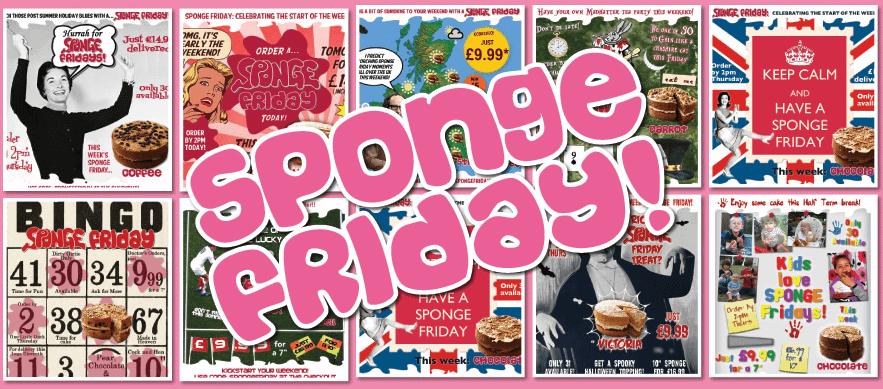 Sponge Friday