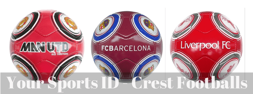 Your Sports ID - Crest Footballs