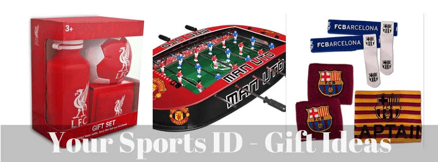 Your Sports ID - Gift Ideas