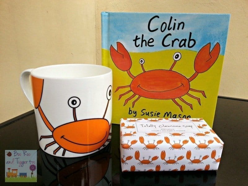 Gone Crabbing - Colin the Crab