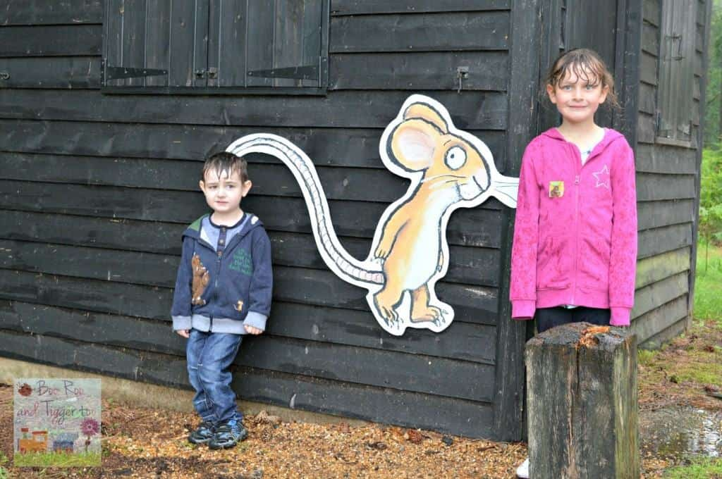 Gruffalo Trail - A Mouse