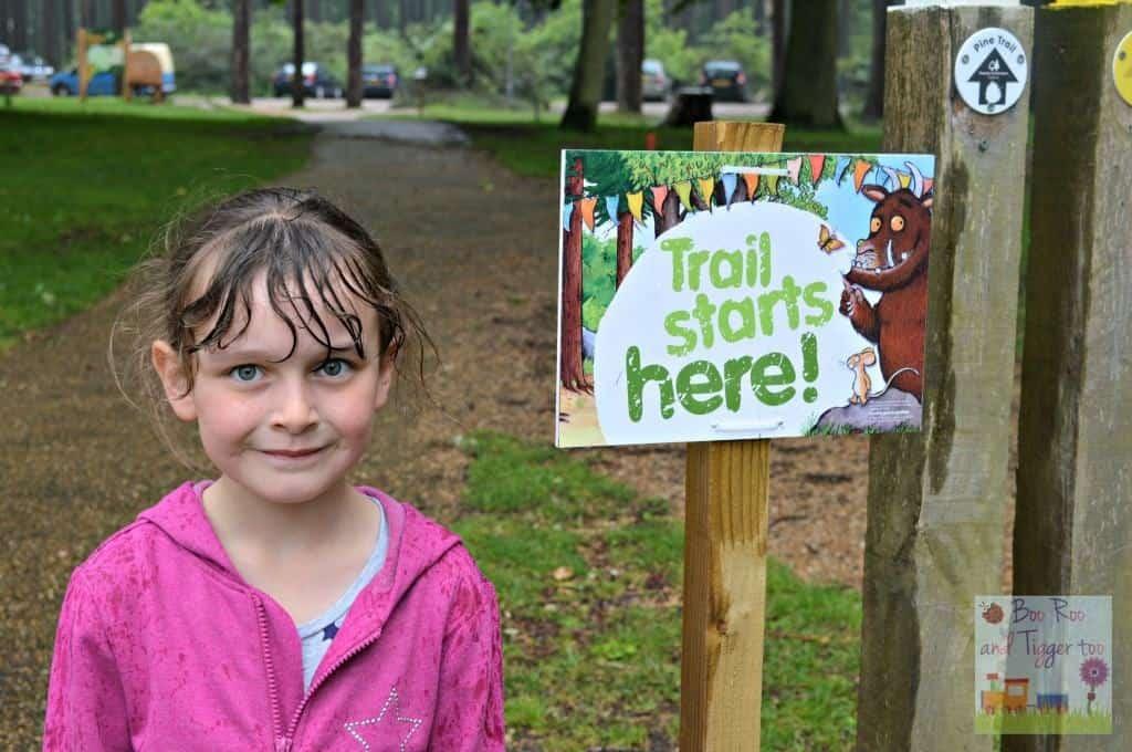 Gruffalo Trail - Starts Here