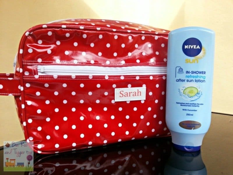 NIVEA Sun Protect & Refresh - In-Showe After Sun Lotion