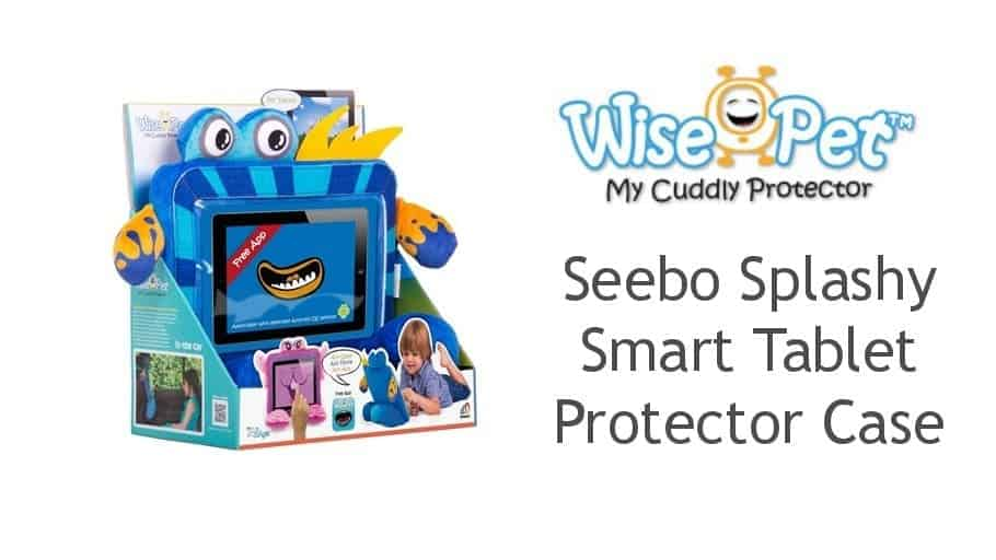 Wise-Pet Splashy Smart Tablet Protector Case {#Review}