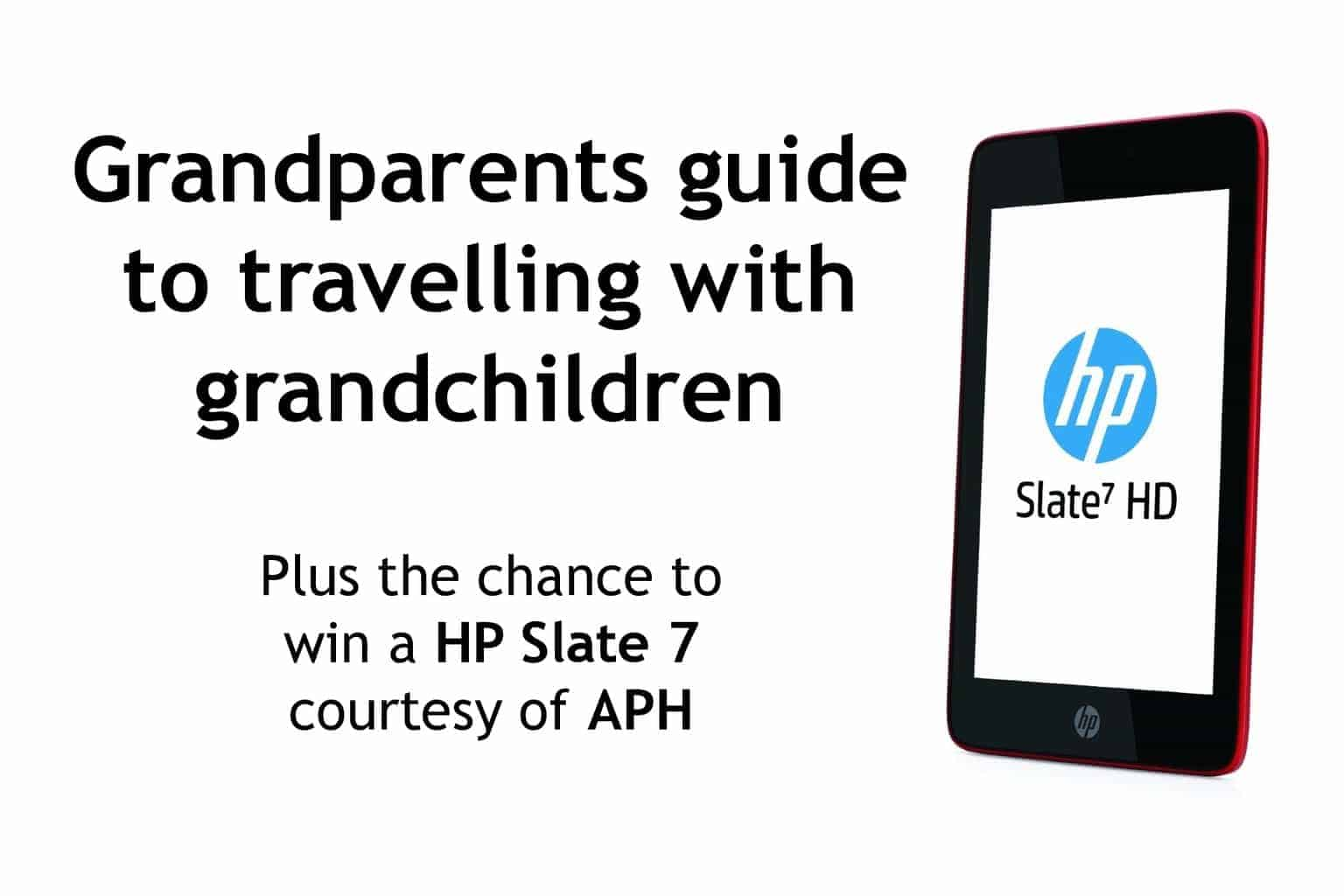 grandparents guide to travelling with grandchildren