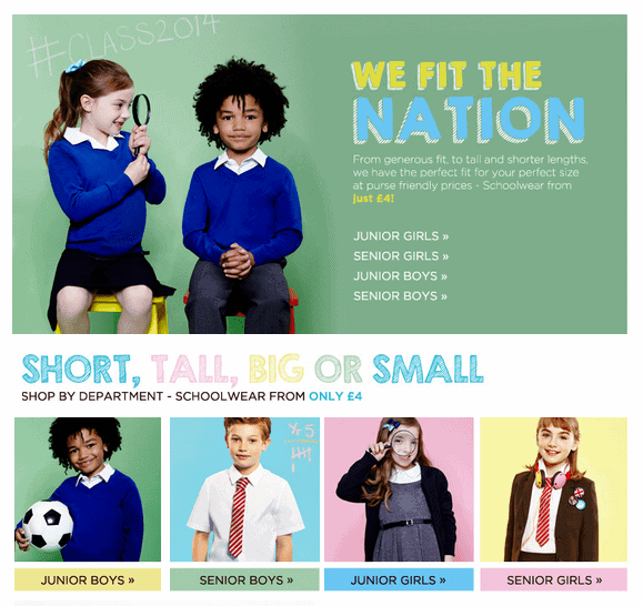 BHS School Uniform - We fit the nation
