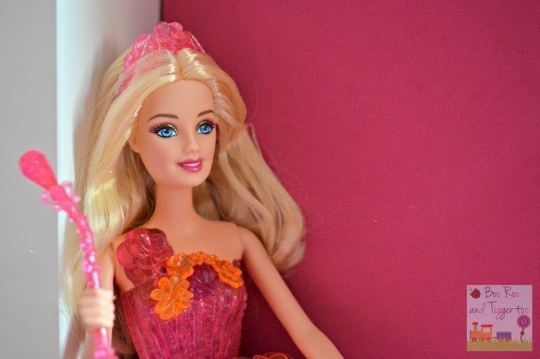 Barbie and the Secret Door - Princess Alexa (close up)