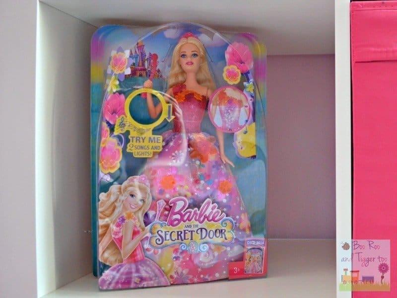 Barbie and the Secret Door - Princess Alexa (packaging)